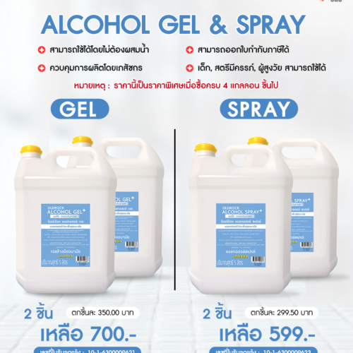 Ad. Promotion Alcohol 1 แถม 1 21.12.2020
